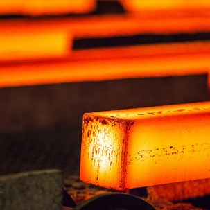 heat treatment of the steel