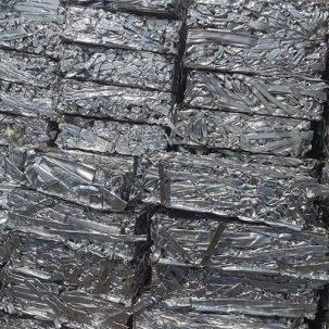 High-quality aluminum scraps supplier