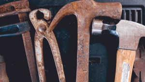 How to remove rust