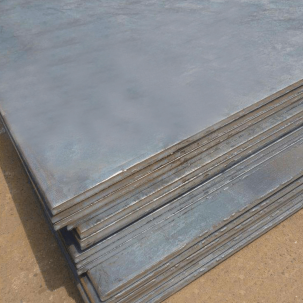 Hot-rolled anti-corrosion structural steel