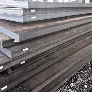 Hot-rolled automobile structural steel