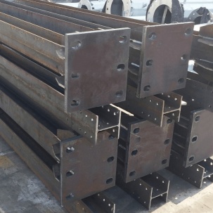 Hot-rolled building structural steel