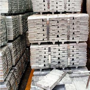zinc ingot supplier