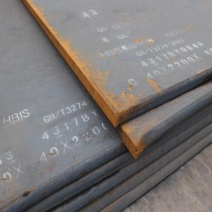 Steel plates for bridges