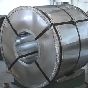Electro galvanized steel coil supplier