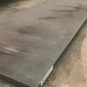 High strength and toughness steel plate