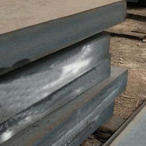 High strength low alloy steel plate (HSLA)