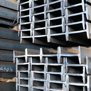 S355jr Grade Carbon Steel I-Section for mine