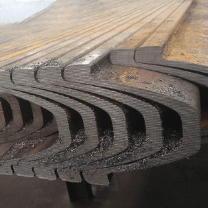 U section steel for mining channel support