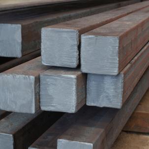 hot rolled square bar steel billets