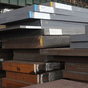 Steel plates for nuclear power