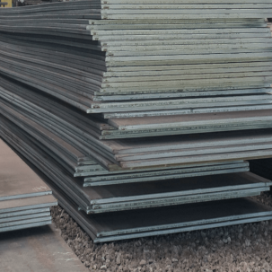 Steel plates for pipeline